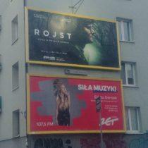 Wysokiej jakości druk dla kampanii billboardowych